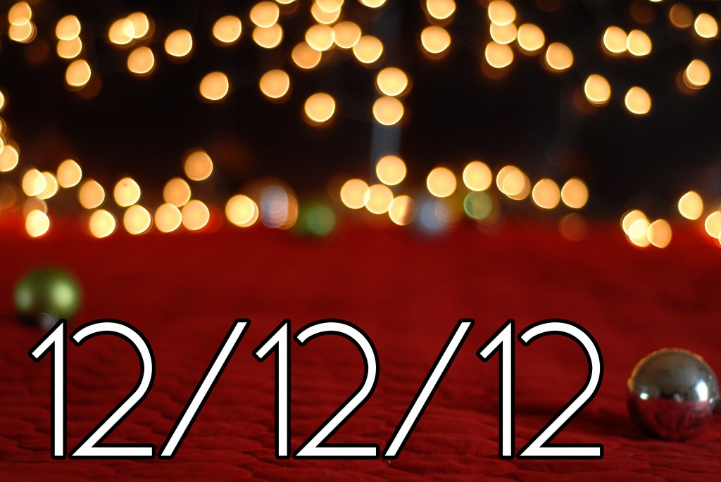 12-12-12 Christmas Game
