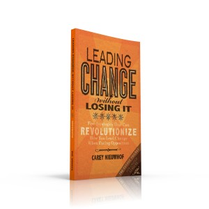 Leading Change Without Losing It